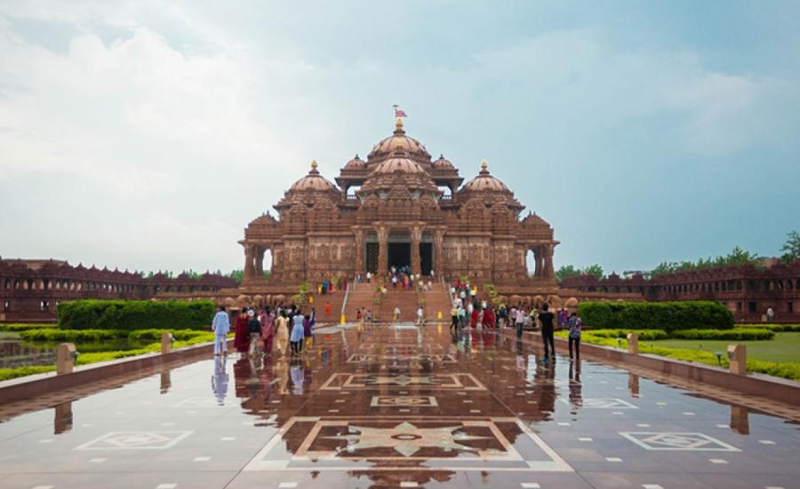 The Rich Legacy Of Rajasthan And Delhi