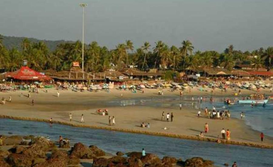 Goa Beachside Honeymoon Package