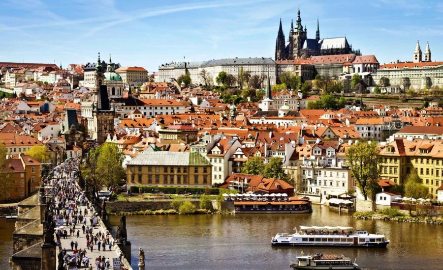 Exciting Prague Tour Package From Delhi