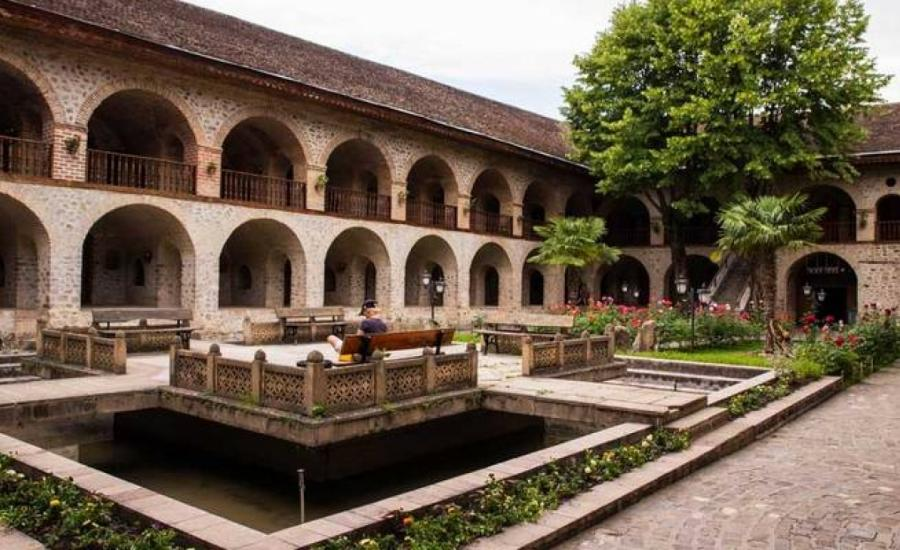 Summer Relaxable and Knowledgeable Tour in Azerbaijan